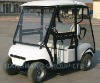 Electric golf cartGF005-A for picking golf balls