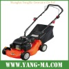 air cooled 4 stroke gasoline engine power electric lawn mower