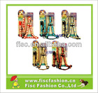 Nylon dog collar and leasn and harness