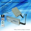 Personal Wireless Video Transmitter and Receiver
