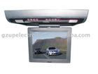 14.1 inch roof mount bus monitor with dvd player