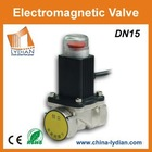 solenoid valve suitable for the gas pipeline