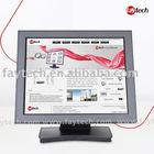 17 Inch Industrial Touch Screen Panel PC with Intel Atom Processor