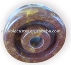 """6X2"""" Fiberglass wheel for hig temperature application"""