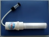 assistant heating tube for solar water heater