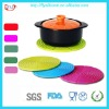 Rainbow Silicone Kitchen Tool Silicone Mat Heat-resisitant