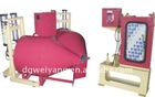 non-stop drum wire cable pay-off machine