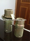 Sand blasting nozzle holder