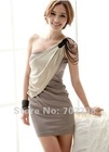2012 Elegant dress / Evening dress / Bridesmaid party dress =LD-LY079