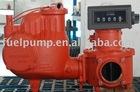 Rotary Vane Flow Meter/LC Positive Displacement Flow Meter/Fuel Dispenser Flow Meter/Diesel Gas Petroleum Flowmeter