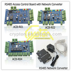 RS485 Access Control Board with RS485 Network Converter