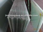 6.38mm Clear Laminated Glass with ISO9001 Certificate