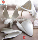 FRP Motorcycle Bodywork Fairing For R1 2004-2006 FRP Racing Fairing Body Kits Cover (HRH)