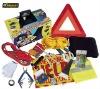 46pcs Roadside auto emergency kit