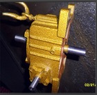 WPX double output shaft gearbox