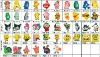 2013 Bear Flying geese Sponges baby soft pvc shoes charms soft plastic shoes decorations pins