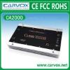 Car Audio Power Capacitor with Unique Filter Design and Low Temperature Rise