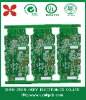 4 layer PCB Plating Gold Circuit Board Manufacturer