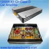 1200W Class D car subwoofer Amplifier