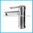 Stainless steel basin faucet mixer
