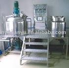 S.G Vacunnm Homogenization Emulsifying Machine(fixed)