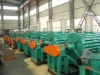 Vacuum rake dryer for CMC production