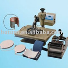 combo heat press machine 6 in 1