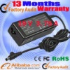 Low Price 16V 3.75 A adapter charger for Samsung AD-6019V notebook