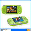 PVP game player 888888 Build-in Games 2.7 Inch TFT LCD Enclosed A Game Cassette With 999999 Games-Green