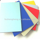 Aluminium composite panel for exterior wall material