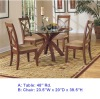 YFUR-1374 dining table furniture