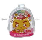 custom packing zipper small bag for child