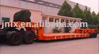 low plate semi-trailer