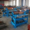 Color Steel Slitting Cut To Length Shearing Machine line