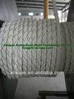 8-strand polyamide multifilament rope/nylon fitness rope/1 nylon pulling rope