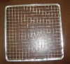 weld square barbecue netting