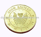 Commemorative gold coins