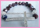 YA32 fashion style new string bracelet cross