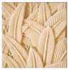 Stone leaf carving pattern