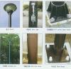 Fiberglass (FRP/GRP) light pole, flag pole,