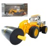 Plastic Toy, Electric Construction Trucks With Music