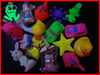 Plastic floating toys