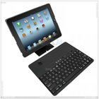 Hot-Selling Detachable Bluetooth Keyboard Protector Case Cover for iPad 2/ 3, P-iPAD3PCBTHKB001