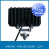 led work light for car / tanks 45w ,,, led car light / truck light/boat light