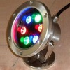 9 watt RGB LED Underwater Lights