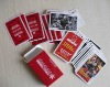Promotional Paper Playing Cards/Cheap
