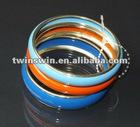 New fashion and stylish alloy diamond bracelet and bangle