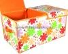 Non Woven Toys Storage Box