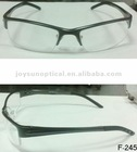 F245 any color is available Aluminum spectacle frame