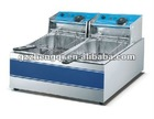 2-Tank 2-Basket Electric Fryer